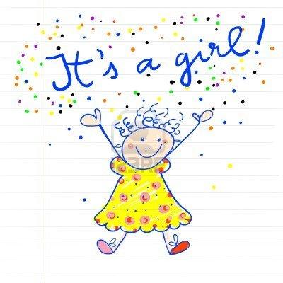 Un nouveau bébé dans l'Allée des fauvettes dans Evènements Majeurs 11275377-l-39-arrivee-de-bebe-de-dessin-enfantin-marqueur-d-39-une-petite-fille-sur-un-morceau-de-papier-c-391